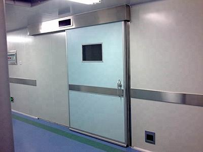 Cleanroom Automatic Sliding Doors