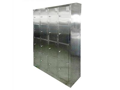 Stainless Steel Lockers